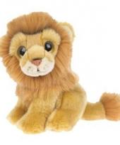 Leeuw knuffels 18 cm trend