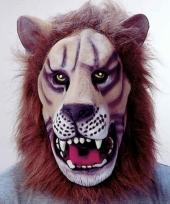 Leeuw maskers trend