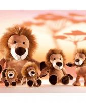Leeuwen knuffel 23 cm trend