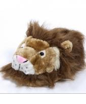 Leeuwen sloffen voor kinderen trend