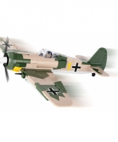 Leger speelgoed duits vliegtuig trend