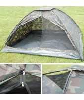 Legergroene camouflage tent trend 10048690