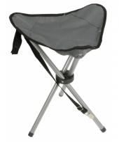 Lichtgewicht campingstoeltje kruk trend