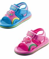 Lichtgewicht kinder sandaaltjes trend