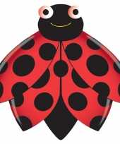 Lieveheersbeestje vlieger 76 x 112 cm trend
