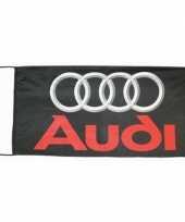 Logo vlag audi 150 x 75 cm trend 10073000