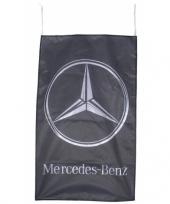 Logo vlag mercedes 150 x 90 cm trend