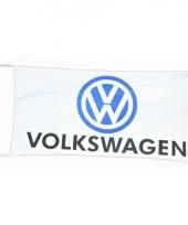 Logo vlag volkswagen 150 x 75 cm trend