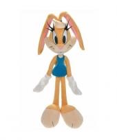 Looney tunes knuffel lola bunny 34 cm trend