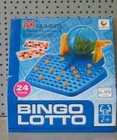 Lotto bingo set trend