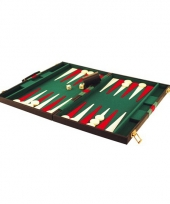 Luxe backgammon spel trend