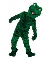 Luxe dieren kostuum kikker trend