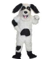 Luxe dieren mascotte hond trend
