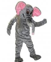Luxe dieren pak olifant kostuum trend