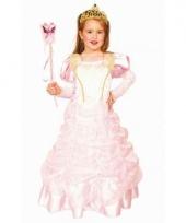 Luxe lichtroze prinsessenjurk trend