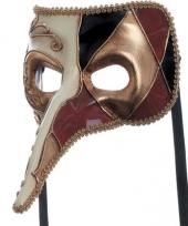 Luxe oogmasker joker trend