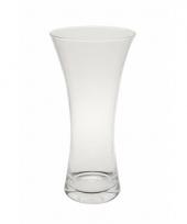 Luxe uitlopende vaas voor boeketten 32 cm trend