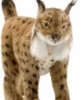 Lynx knuffels 35 cm trend