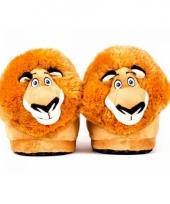 Madagascar leeuwen sloffen trend