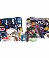Magische goocheldoos 150 delig inclusief dvd trend