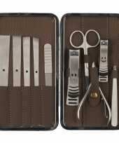 Manicure set 11 delig trend