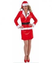 Mantelpakje kerst voor dames trend