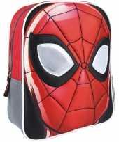 Marvel spiderman rugtas rugzak 31 cm voor jongens trend