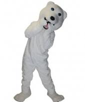 Mascotte dieren ijsbeer trend