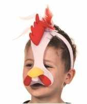Masker haan met geluid trend