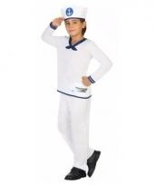 Matroos kostuum voor jongens trend