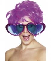 Mega hart feest brillen van 30 cm trend