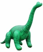 Mega realistische opblaas brachiosaurus 71 cm trend