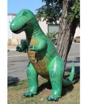 Mega realistische opblaas t rex 300 cm trend