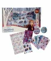 Mega voordeelbox disney frozen ii stickers 575 stuks trend