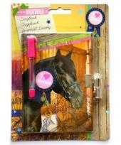 Meisjes dagboek paardenliefhebber trend