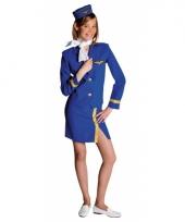 Meisjes stewardess pakjes trend