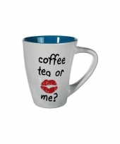 Melkbeker blauw coffee tea or me trend