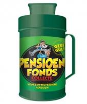 Met pensioen spaarpot trend