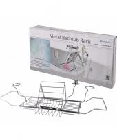 Metalen badrekje met houders trend
