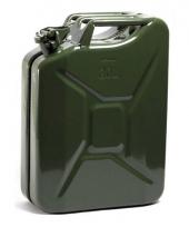 Metalen jerrycans 20 liter trend