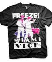 Miami vice freeze t-shirt heren trend