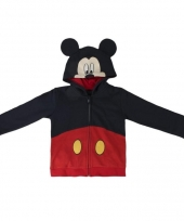 Mickey mouse hooded sweatshirt trend
