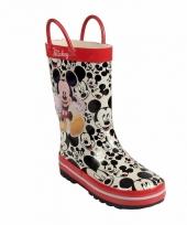 Mickey mouse kinder regenlaarzen trend