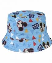 Mickey mouse vissershoedje voor kinderen trend