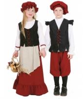 Middeleeuws kostuum voor jongens trend