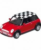 Mini cooper speelgoed modelauto 1 34 trend