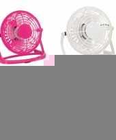 Mini ventilator met usb trend