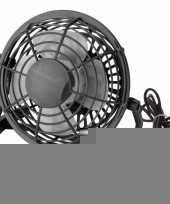 Mini ventilator usb zwart trend