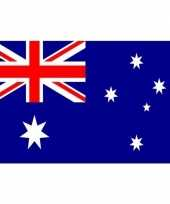 Mini vlag australie 60 x 90 cm trend