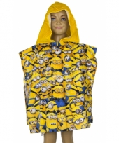Minions badcape geel trend